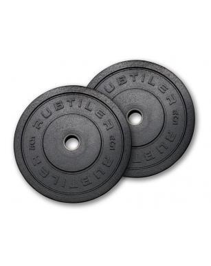 Bumpery 5 kg OBCIĄŻENIE OLIMPIJSKIE CROSSFIT