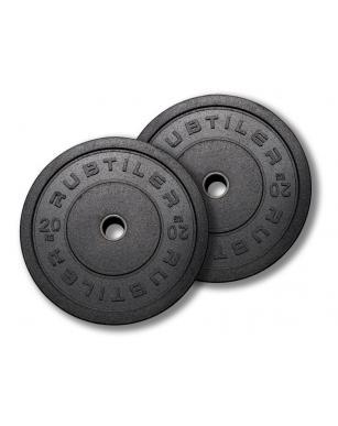 Bumpery 20 kg OBCIĄŻENIE OLIMPIJSKIE CROSSFIT